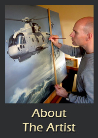 Neil Hipkiss Aviation Artist